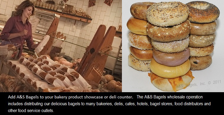 bakery, bagels, delivery