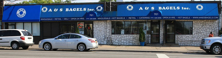 A&S Bagels, Inc.,  Wholesale, Commercial and Retail Bagel Bakery